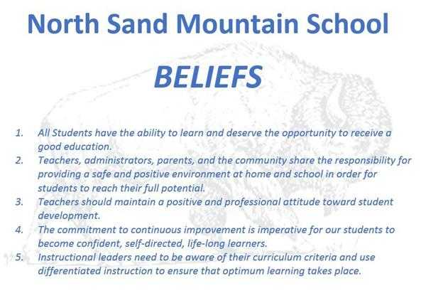 About Our School / Beliefs