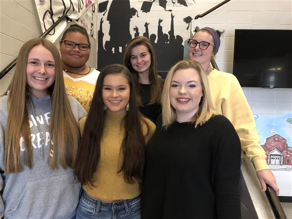 NJHS Students Selected for Jr.Leadership Jackson County