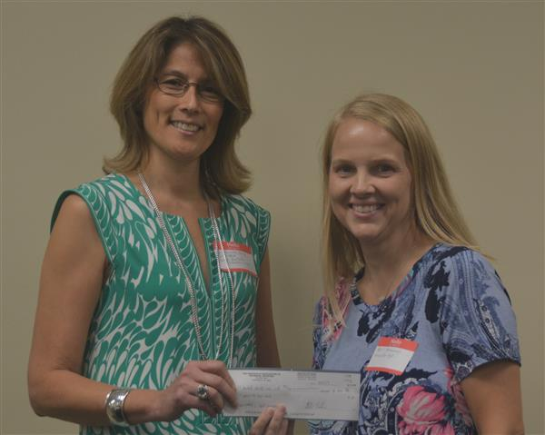 Mrs. Kennamer Receives STEDTRAIN STEM Grant