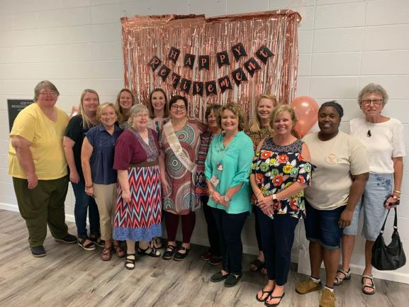 Mrs. Lauria Merritt Retirement